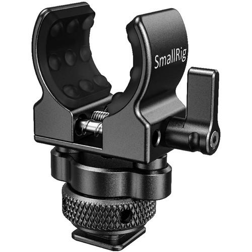 SmallRig Shotgun Microphone Holder (Cold Shoe)