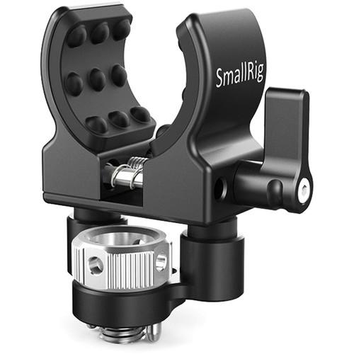 SmallRig Shotgun Microphone Holder (ARRI-Style Anti-Twist)