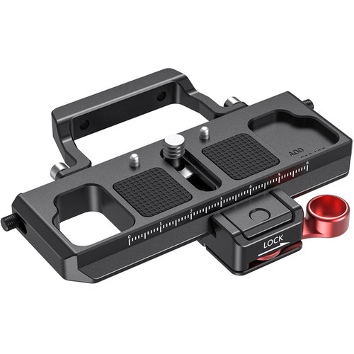 SmallRig Offset Plate Kit for BMPCC 6K and 4K with Select Handheld Stabilizers
