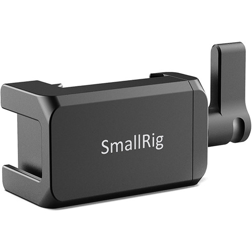 SmallRig Cold Shoe Mount for Mobile Phone Head