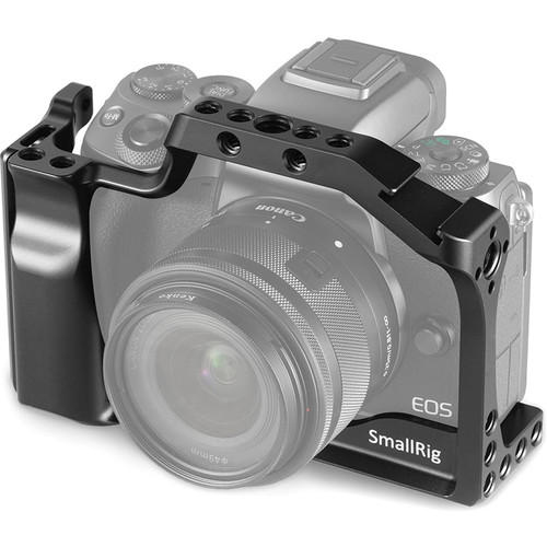 SmallRig 2168 Cage for Canon EOS M50 and M5 Cameras