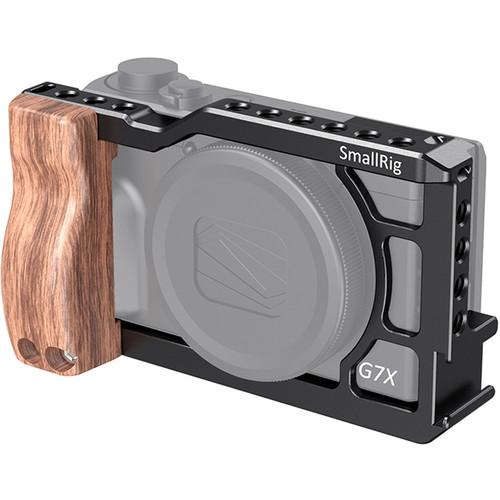 SmallRig Camera Cage for Canon G7X Mark III