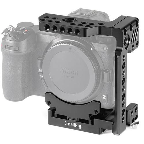 SmallRig Quick Release Half Cage for Nikon Z6 and Z7 Cameras