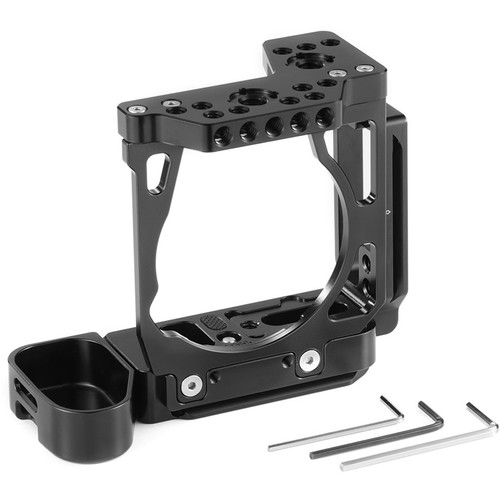 SmallRig Half Cage with Arca L-Bracket for Sony a7 III and a7R III Cameras