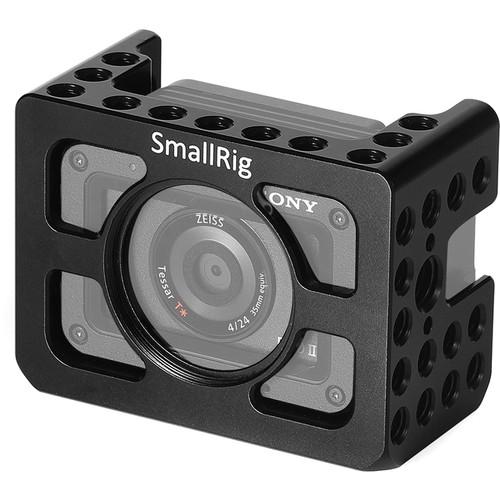 SmallRig Cage for Sony RX0 II Camera