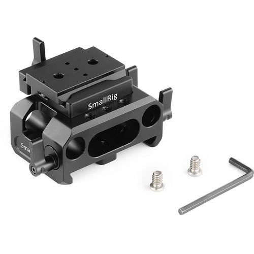 SmallRig 15mm LWS Baseplate for Blackmagic Pocket Cinema Camera 4K (Arca-Type)