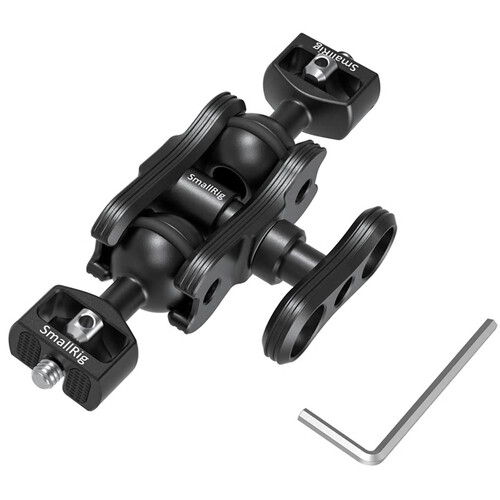 """SmallRig Articulating Arm with Dual Ball Heads (1/4""""-20 Screws)"""