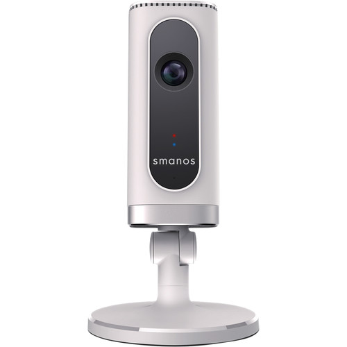 smanos 720p Day/Night Wi-Fi Camera with 2.4mm Fixed Lens
