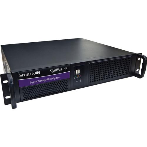 Smart-AVI SignWall-4K Controller for Video Wall and Digital Signage (2 RU)