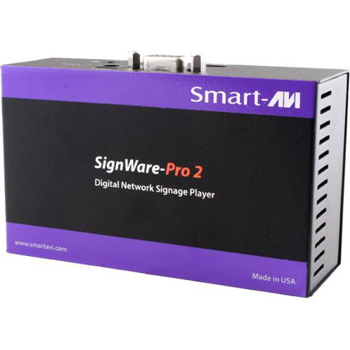 Smart-AVI SignWare-Pro 2 Digital Signage Player