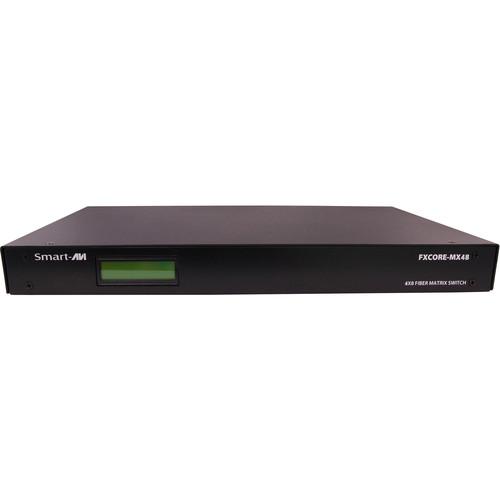 Smart-AVI FXCore-Pro Multimode KVM Switch (4 PCs x 8 Users)