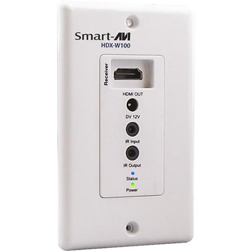 Smart-AVI HDX-W100 HDMI over Cat5e/6 Wall Plate Receiver