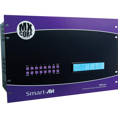 Smart-AVI MXCore-DX 16 x 8 DVI-D Matrix Switcher