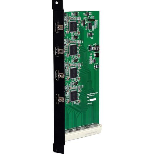 Smart-AVI MXC-HD-4I 4-Port HDMI Input Card for MXCore-HD HDMI Matrix