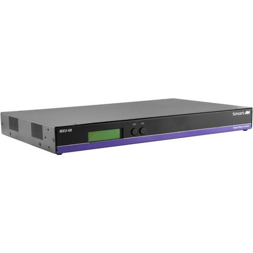 Smart-AVI MXU-88 8x8 HDMI/USB 2.0 Matrix Switch