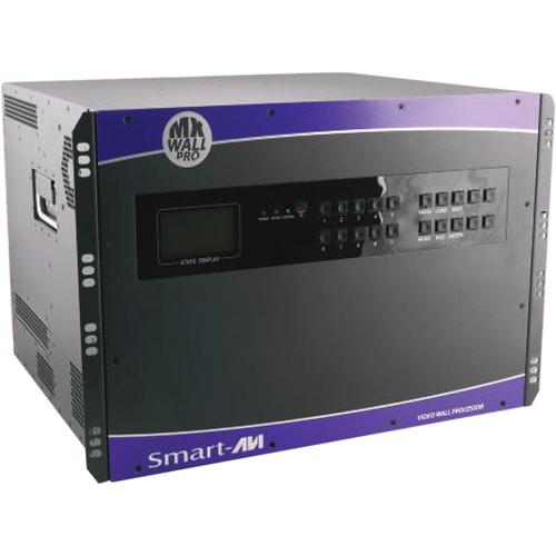Smart-AVI MXWall-Pro 8x8 HDMI Matrix Switcher with Integrated Video Wall