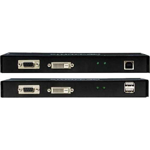 Smart-AVI Super Range SDX-Plus DVI-D, USB Keyboard & Mouse, & RS232 IR Extender