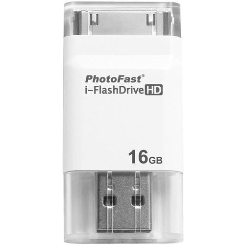 PhotoFast 16GB PhotoFast i-FlashDrive HD