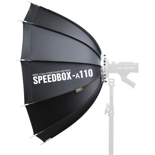 "SMDV SPEEDBOX Alpha A110 (43.3"")"