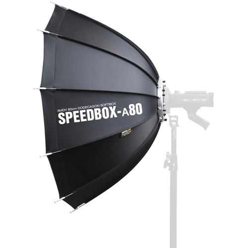 """SMDV SPEEDBOX Alpha A80 (31.5"""")"""