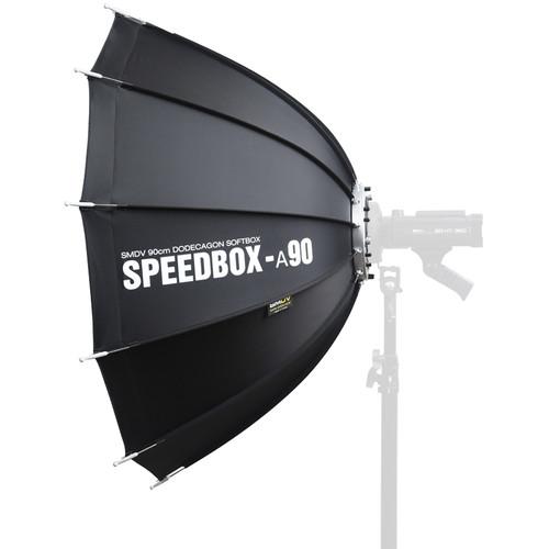 """SMDV SPEEDBOX Alpha A90 (35.4"""")"""