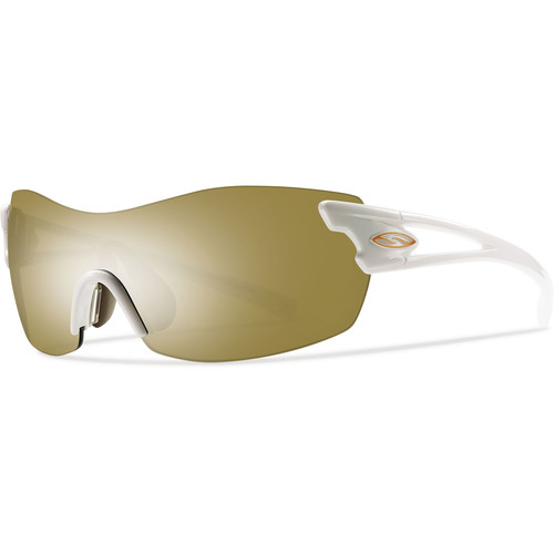 Smith Optics Pivlock Asana Sunglasses (Pearl, Bronze Mirror)