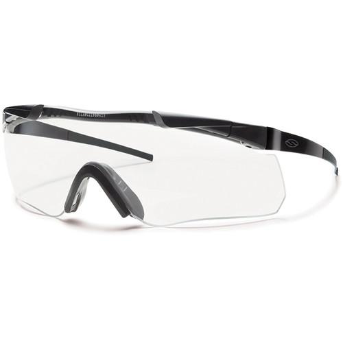 Smith Optics Aegis Echo II Eyeshield (Black, Compact)