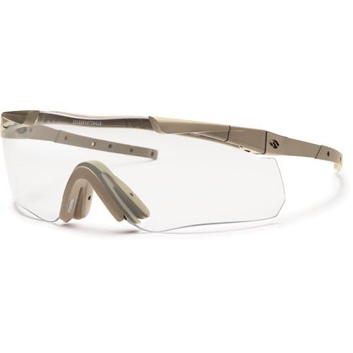 Smith Optics Aegis Echo II Eyeshield (Tan 499, Compact)