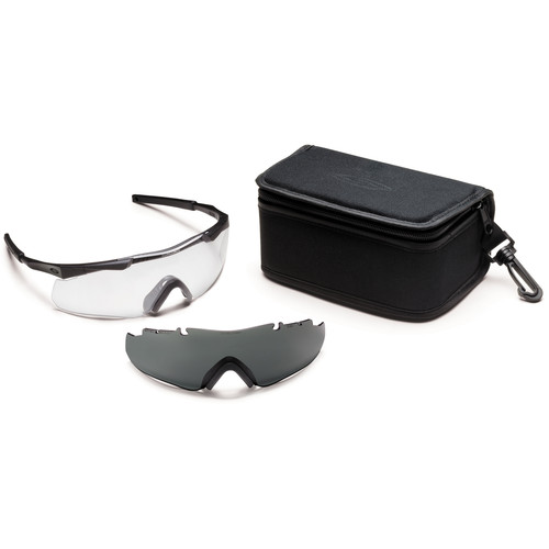 Smith Optics Aegis Arc Protective Eyewear - Field Kit (Black - Asian Fit)