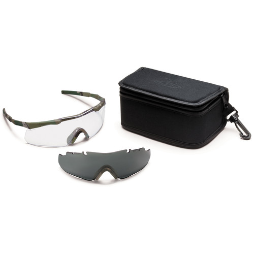 Smith Optics Aegis Arc Protective Eyewear - Field Kit (MultiCam Camouflage)