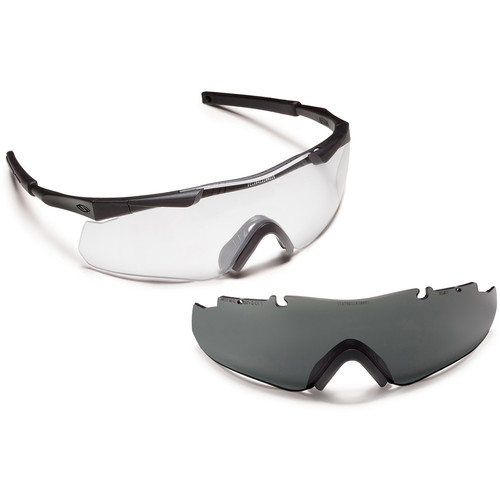 Smith Optics Aegis Arc Compact Protective Eyewear - Field Kit (Black)