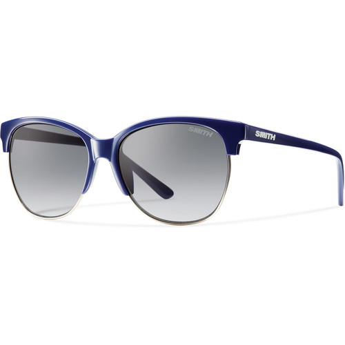 Smith Optics Rebel Sunglasses (Blue, Gray Gradient)
