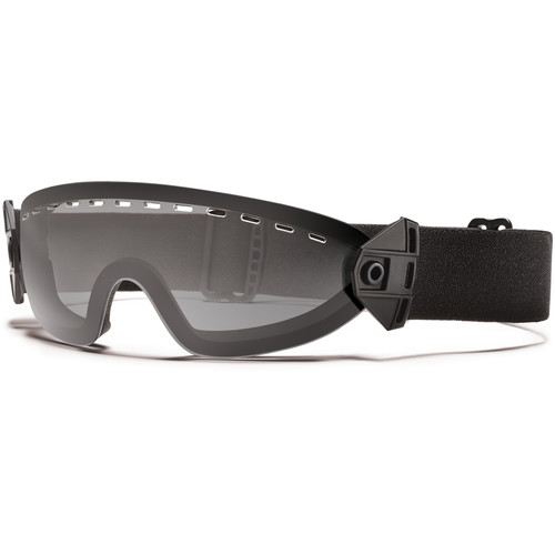 Smith Optics Boogie SOEP Special Operations Eyewear with Gray Lens (Black Frame)