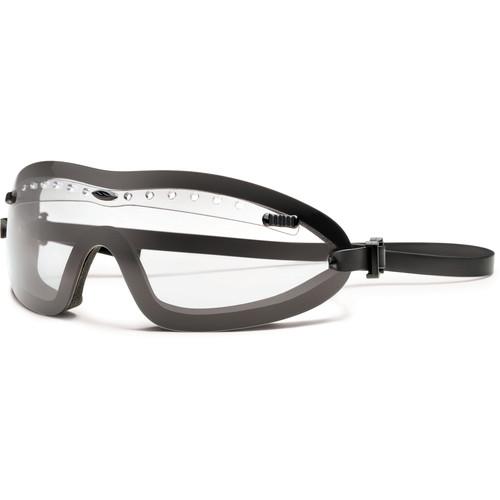 Smith Optics Boogie Regulator Hybrid Goggle - (Black - Clear Lens)