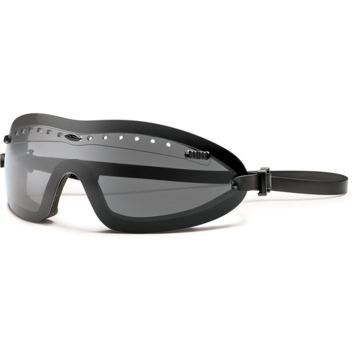Smith Optics Boogie Regulator Hybrid Goggle - (Black - Gray Lens - Asian Fit)