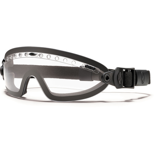 Smith Optics Boogie Sport Hybrid Goggle - (Black - Clear Lens - Asian Fit)
