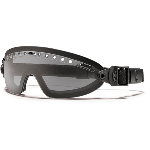 Smith Optics Boogie Sport Hybrid Goggle - (Black - Gray Lens - Asian Fit)