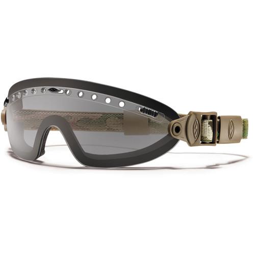 Smith Optics Boogie Sport Hybrid Goggle - (MultiCam Camouflage - Gray Lens)