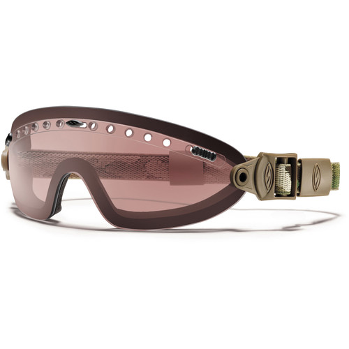 Smith Optics Boogie Sport Hybrid Goggle - (MultiCam Camouflage - Ignitor Mirror Lens - Asian Fit)