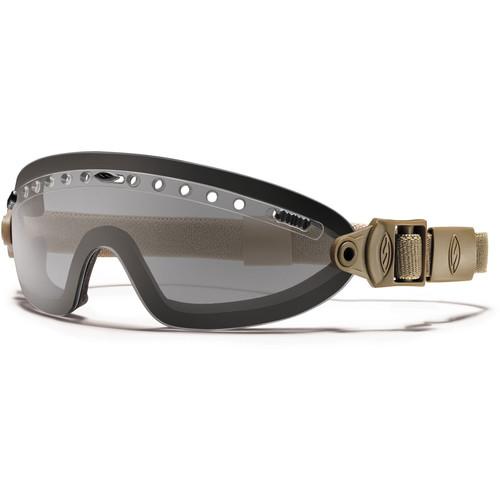 Smith Optics Boogie Sport Hybrid Goggle - (Tan 499 - Gray Lens - Asian Fit)