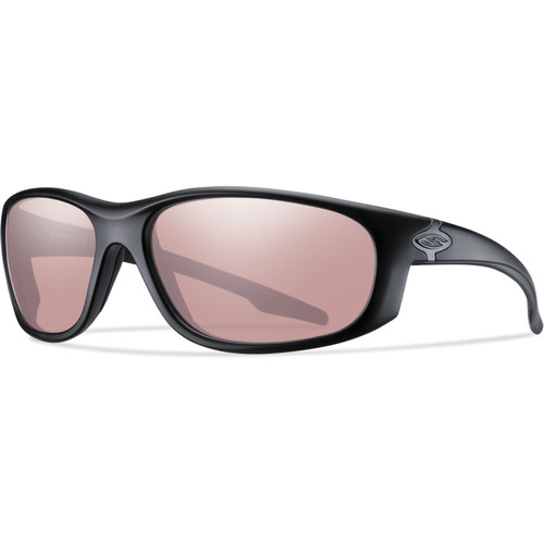 Smith Optics Chamber Elite Tactical Sunglasses (Black - Ignitor Mirror Lens)