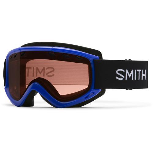 Smith Optics Medium-Fit Cascade Snow Goggle (Cobalt Frame, RC36 Lens)