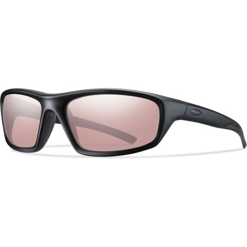 Smith Optics Director Elite Tactical Sunglasses (Black - Ignitor Mirror Lens)