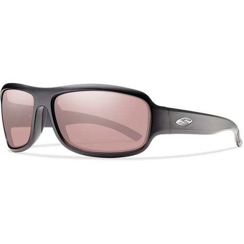 Smith Optics Drop Elite Tactical Sunglasses (Matte Black - Ignitor Mirror Lens)