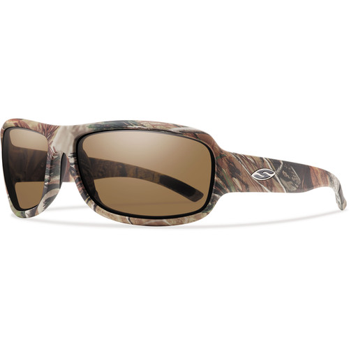Smith Optics Drop Elite Tactical Sunglasses (Realtree AP - Polarized Brown Lens)