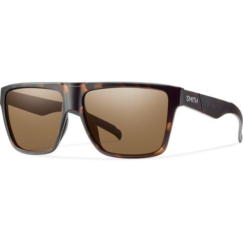 Smith Optics Men's Edgewood Sunglasses (Brown Lenses & Matte Tortoise Frames)