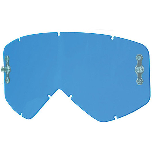 Smith Optics Intake/Fuel Goggle Replacement Lens (Single Layer, Blue)