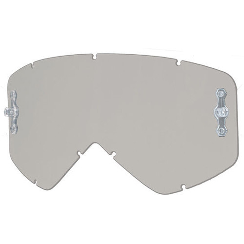 Smith Optics Intake/Fuel Goggle Replacement Lens (Single Layer, Gray)