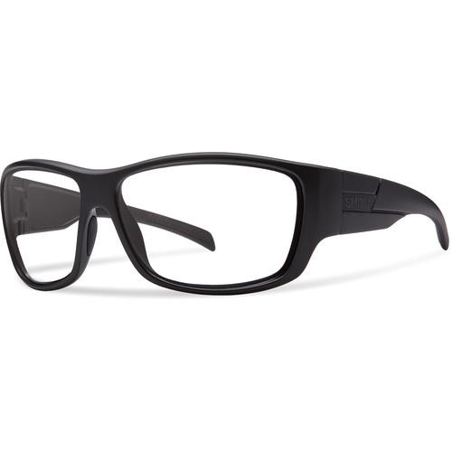 Smith Optics Frontman Elite Ballistic Sunglasses (Black / ChromaPop Clear)