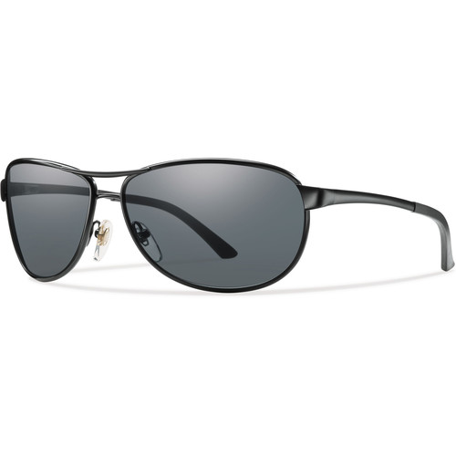 Smith Optics Gray Man Elite Tactical Sunglasses (Matte Black - Gray Lens)